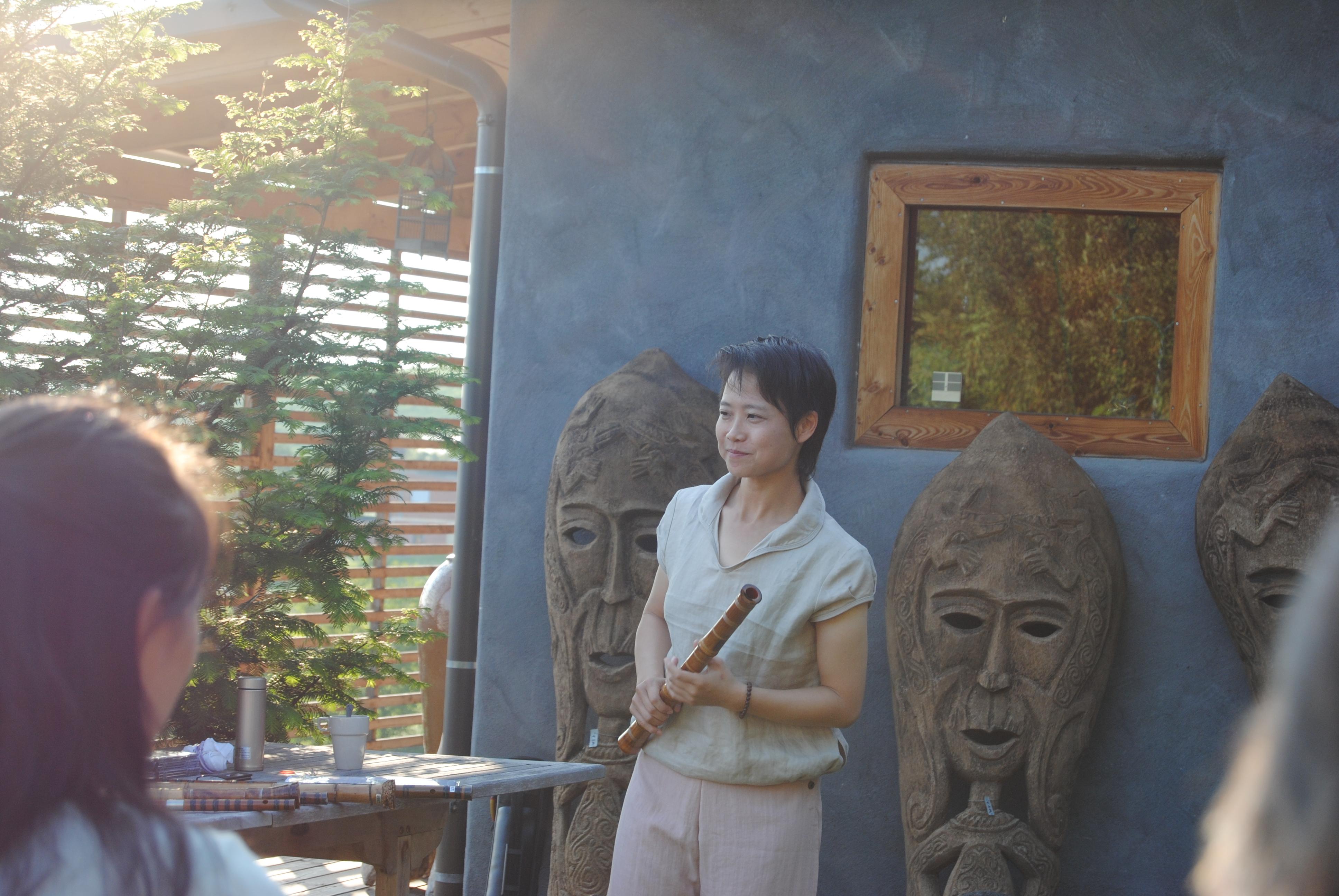 Ying-Jung Liu, 10.8.2014, Musik in Krumegg